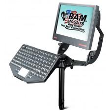 RAM 显示器MDT支架带双摇臂 #RAM-DIS-MDT1-8-SW2
