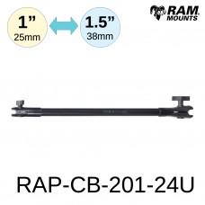 RAM 24寸PVC管BC双关节套件 #RAP-CB-201-24U